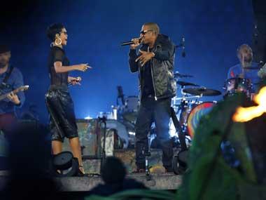 Rihanna, Jay-Z, Coldplay bring curtains down on Paralympics