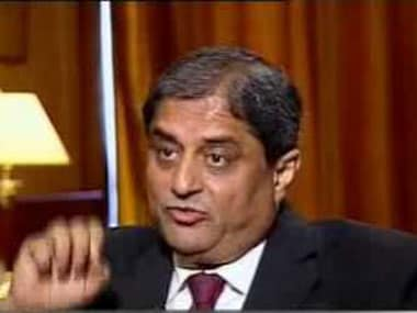 File photo of Aditya Puri, CEO, HDFC Bank