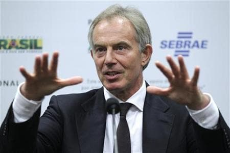 Dealmaking cameo may prove lucrative for fixer Blair