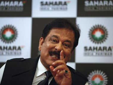 Sahara India is murky and mysterious, yet so massive