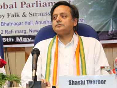 Tharoor declares assets worth Rs 23 crore, files nomination papers