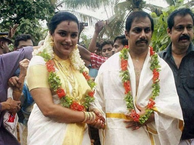 Actress Shwetha Menon recorded delivering baby for next film