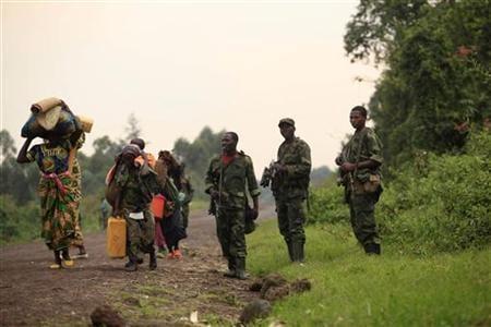 UN Security Council plans sanctions on Congo rebels, others
