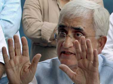 India Today group stands by its report on Khurshid