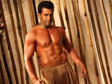 Aiyyaa... hes H-O-T! Prithviraj uncovered
