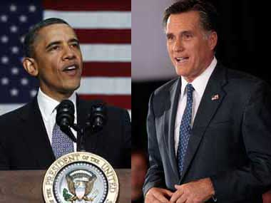 Romney focuses on foreign policy, Obama raises more funds