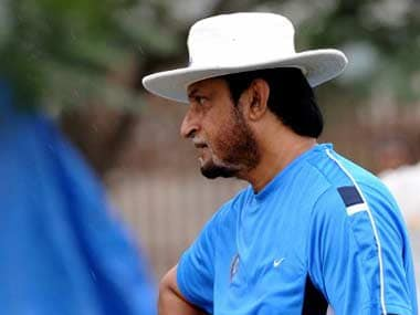 Sandeep Patil is already showing that things will be different. AFP