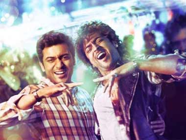 Movie Review: Mattrraan a one time watch, only for Suriya