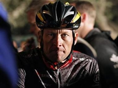 Armstrong's troubles show no sign of ending. Reuters