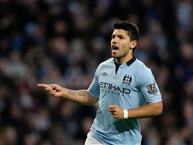 City vs Real: Aguero clings to hope