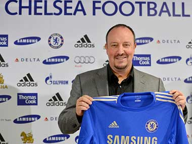 Benitez 'lucky' to land Chelsea job, says Ferguson