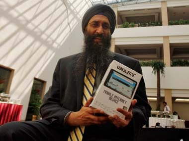 Building Aakash 2 with IIT Bombay was far better: Datawind
