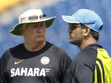 Dhoni and Fletcher have a lot of problems on their hands. Reuters