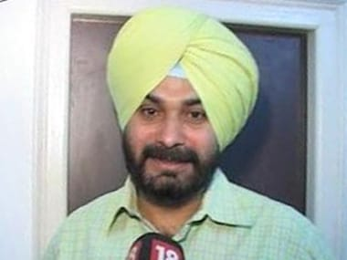 Navjot Sidhu first to enter panic room in Bigg Boss 6