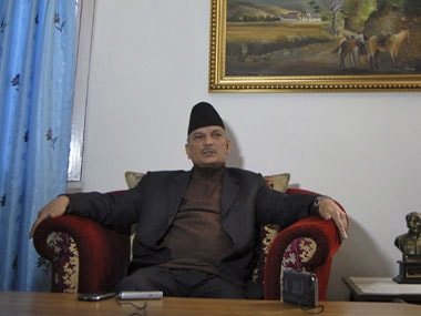 Ready to make any sacrifice for national consensus:  Nepal PM