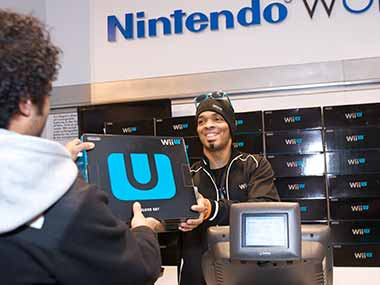 Nintendo sells more than 400,000 Wii U consoles in US