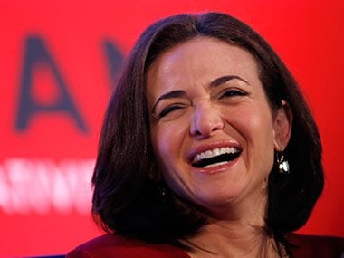 Facebook COO Sandberg sells stock worth .75 mn