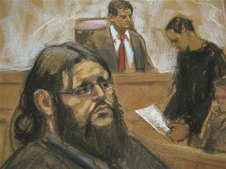 New York man sentenced to life for subway suicide bomb plot