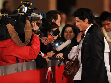 Is the King of PR, Shah Rukh Khan shopping for a publicist?