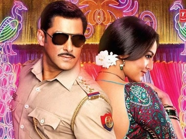 Movie Review: Dabangg 2 should have been titled Chulbul Pandey!