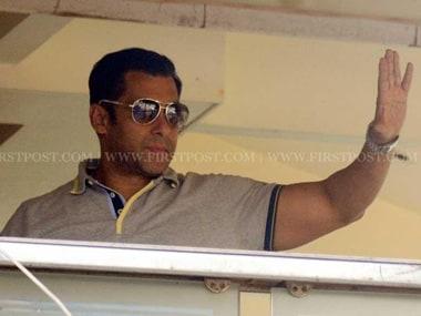 Birthday wishes galore for Salman Dabangg Khan