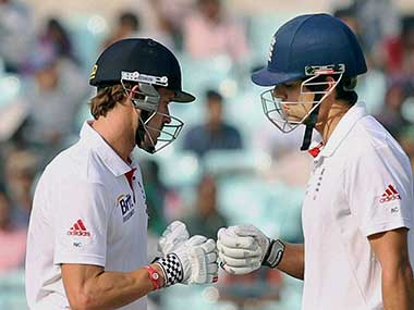 As it happened: Trott, Bell help England take charge