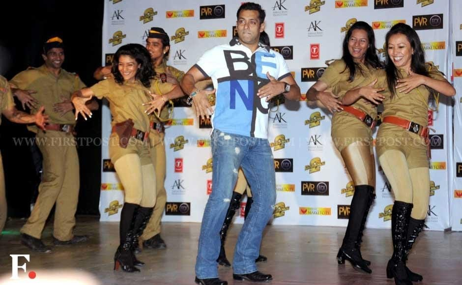 Images: Dabangg 2s premiere saw a starry turnout!