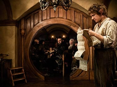'The Hobbit' extends No 1 journey with $36 mn at box-office
