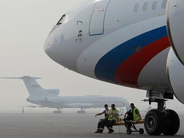 Russia, Iraq restore commercial air travel services after 13-year freeze since 2004