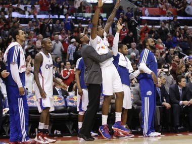 NBA: Clippers break 38-year-old record with 12 straight wins
