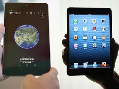 Only 7-inches, but these tablets created a big buzz in 2012