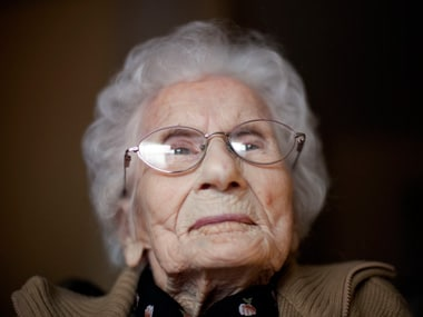 Woman listed as world's oldest person dies at the age of 116