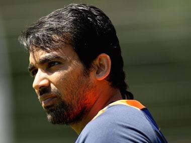 File photo of Zaheer Khan. Getty Images