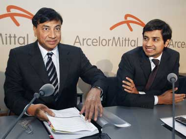Slowdown forces ArcelorMittal to write down European biz value by .3 bn