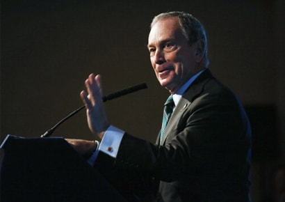 Fiel mage of Michael Bloomberg. Reuters