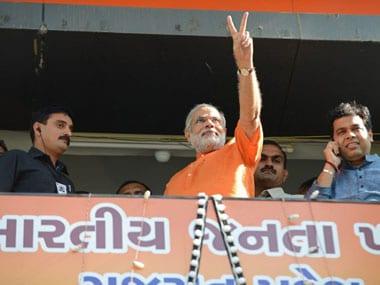 My vote for PM goes to victorious Modi: Smriti Irani