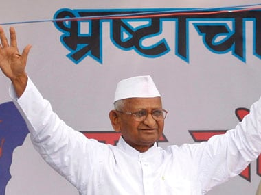 Anna to Modi: If you are fit to be PM, why is Gujarat still corrupt?