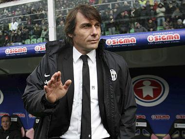 Antonio Conte. AP