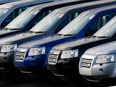 Land Rover Freelander. Reuters