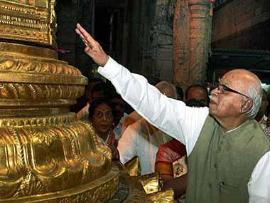 LK Advani led BJPs Hindu nationalism movement in 80s, 90s; espousing diversity today wont erase his past