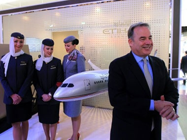 Deal details: Etihad may get 50% board seats, a say in deciding CEO