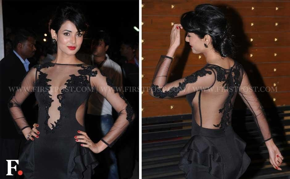 Sonal Chauhan Nite: Images: Deepika Padukone Walked In Beauty On Filmfare