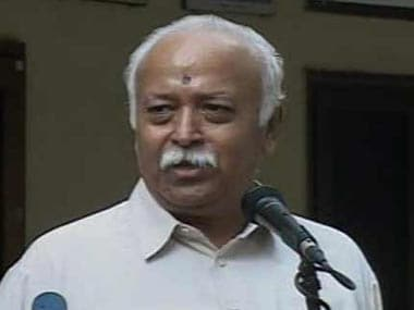 RSS chief criticised for rapes happen in India, not Bharat comment