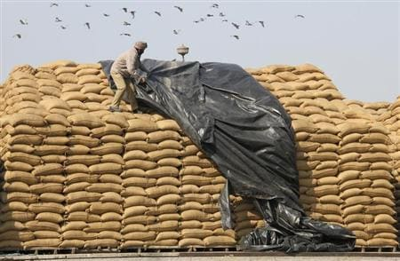 India Needs Extra 200 Billion Ru S For Food Subsi S