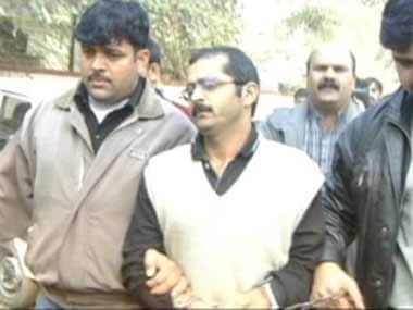 Guru was executed today. Image courtesy: ibnlive
