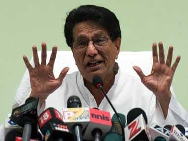 Ajit Singh. Reuters