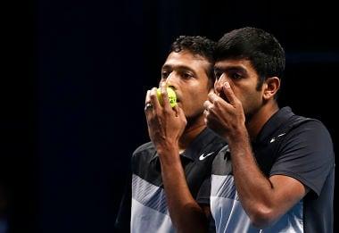 Mahesh Bhupathi and Rohan Bopanna have a huge role to play. Reuters