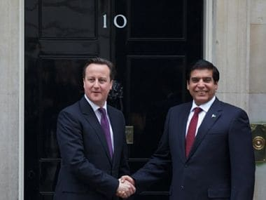 Your enemies are our enemies: Cameron cosies up to Pak