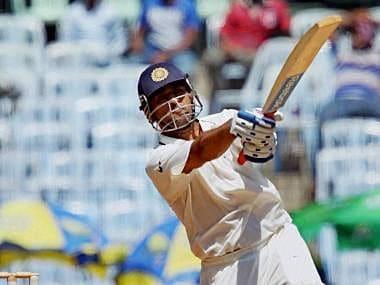 Dhoni is unbeaten on 206. PTI