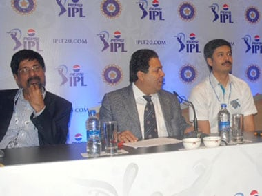 IPL auction was only meant for filling places in squads: Rajeev Shukla